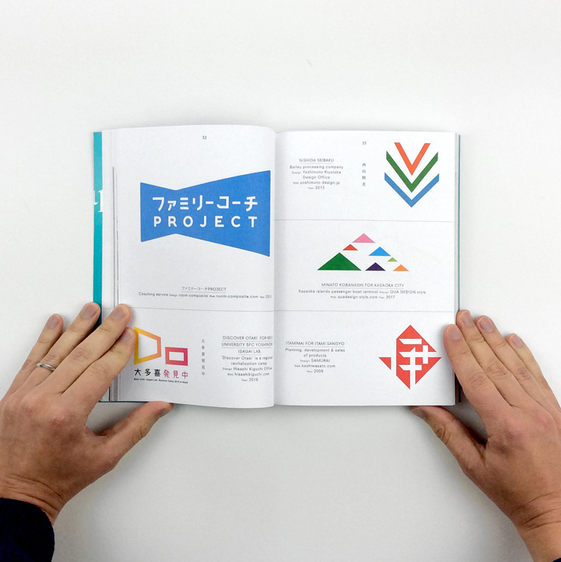 Counter-Print 'Logos from Japan'